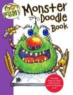 Go Fun! Monster Doodle Book