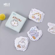 Stickers - Cats Japanese Style (45pcs) (NEW)