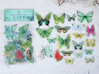 Stickers - Snow Dream Butterfly (40pcs bag) (NEW)