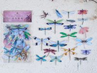 Stickers - Night Dragonfly (40pcs bag) (NEW)