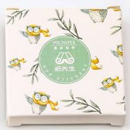 Stickers - Owl Winter Scarf (40pcs box)
