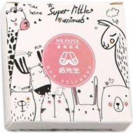 Stickers - Super Little Animals (40pcs box)