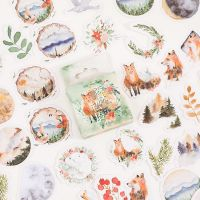 Stickers - Box - Forest Whispers (46pcs) (NEW)