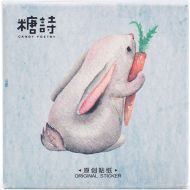 Stickers - Forest Animals (45pcs box)