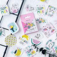 Stickers - Summer Tropical Rainforest (45pcs box)