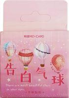 Stickers - Hot Air Balloons (46pcs box)