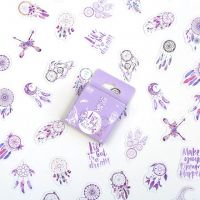 Stickers - Life Is But A Dream (50pcs box) (NEW)