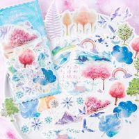 Stickers - The Little Forest (60pcs) (NEW)