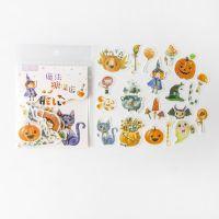 Stickers - Bag - Hello Halloween (40pcs) (NEW)