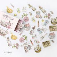 Stickers - Rose Garden (40pcs box) (NEW)