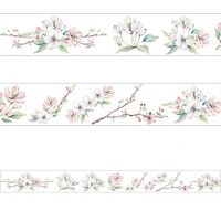 Washi Tape - Pear Blossom Water Colour (30mm x 8m)