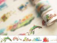 Washi Tape - Chameleon (30mm x 7m) (NEW)