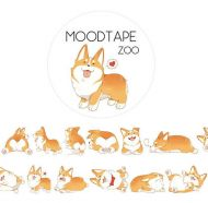 Washi Tape - Corgis (28mm x 10m) (NEW)
