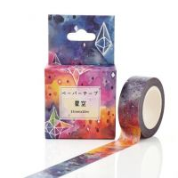 Washi Tape - Cosmic Crystals (15mm x 10m) (NEW)
