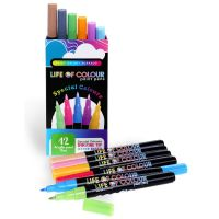 Life of Colour - Special Colours Paint Pens - Fine Tip (1mm)