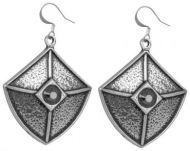 Earrings - Jewelled Kite (RARE)