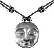 Necklace - Serene Face