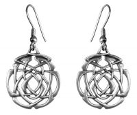 Earrings - Eternity Knot