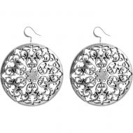 Earrings - Filigree.