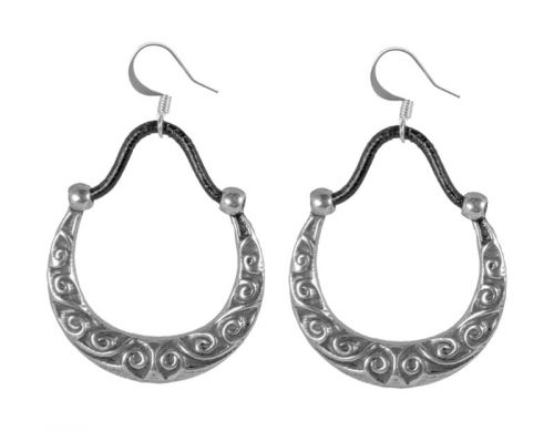 Earrings - Santa Fe Hoop (NEW)