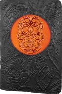 Icon Luxe Journal - Dia de los Muertos - Black/Ginger