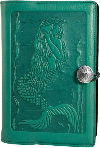 Small Journal - Mermaid - Teal (NEW)