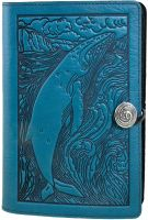 Large Journal - Whale - Sky Blue (NEW)