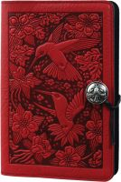 Large Journal - Hummingbird - Red