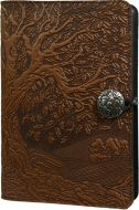 Large Journal - Tree of Life - Saddle Brown