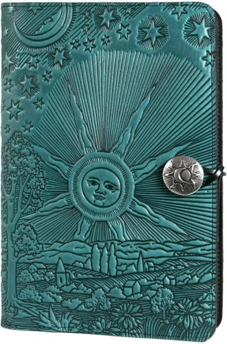 Large Journal - Roof of Heaven - Teal (NEW)