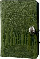 Large Journal - Avenue of Trees - Fern Green