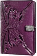 Large Journal - Butterfly - Orchid