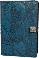 Large Journal - Horned Owl - Sky Blue (NEW).