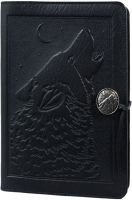 Small Journal - Singing Wolf - Black (NEW)