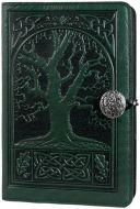 Large Journal - Celtic Oak - Green.