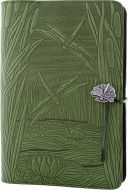Small Journal - Dragonfly Pond - Fern Green