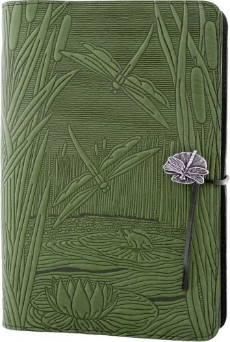 Small Journal - Dragonfly Pond - Fern Green.