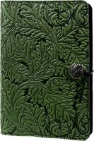 Small Journal - Acanthus Leaf - Fern Green
