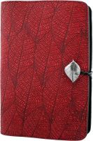 Small Journal - Fallen Leaves - Red