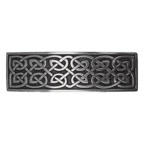 Hair Clip / Barrette - Large Celtic 80mm