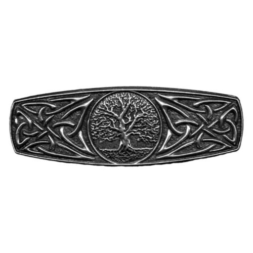 Hair Clip / Barrette - Tree of Life 70mm