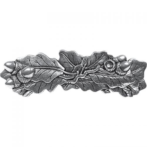 Hair Clip / Barrette - Oak Leaf 80mm