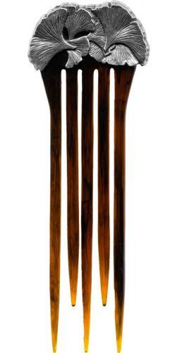 Hair Comb - Ginko
