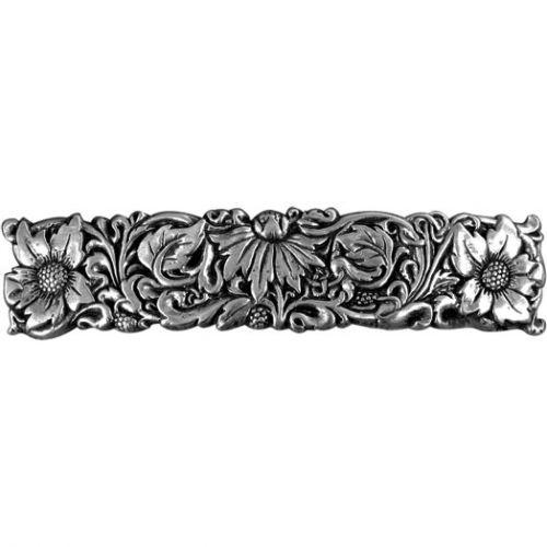 Hair Clip / Barrette - Wildflower 70mm