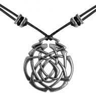 Necklace - Eternity Knot.