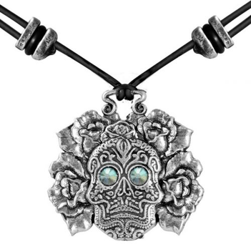 Necklace - Sugar Skull