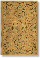 Paperblanks Address Book - Gold Inlay Midi.