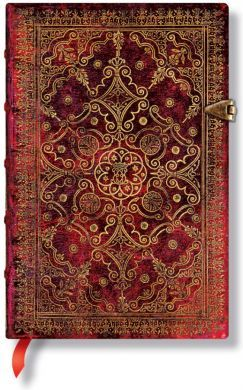 Paperblanks Equinoxe Carmine Mini LINED
