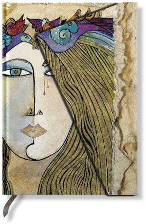 Paperblanks Soul & Tears Midi LINED