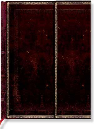 Paperblanks Black Moroccan Ultra UNLINED